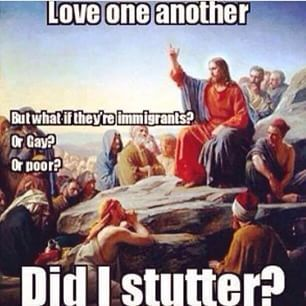 .EXACTLY. See I honestly think Jesus understands, and the bible was mistranslated
