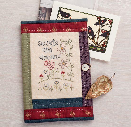Mujeres Al Borde: Combinación de Patchwork y bordado