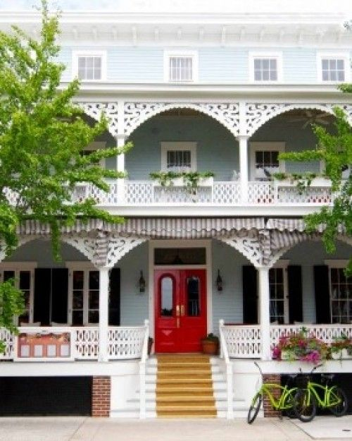 Virginia Hotel (Cape May, New Jersey) - #Jetsetter
