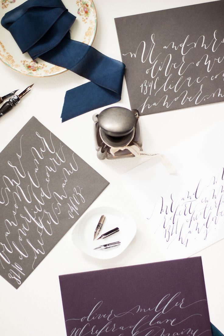 Modern calligraphy summit pinterest