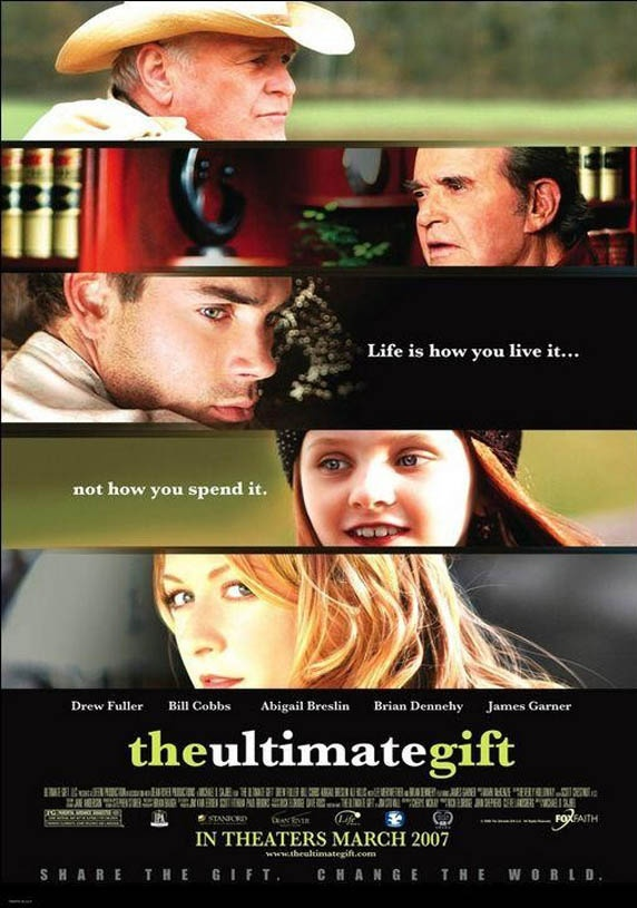 The Ultimate Gift (2006) Full movies online free, Full