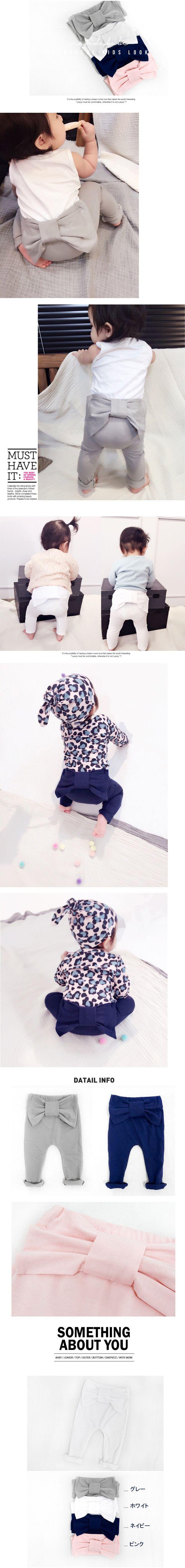 【楽天市場】リボンレギンス ベビーレギンス 赤ちゃん ストレッチ レギンス ベビー服 ボトム スパッツ パンツ 韓国子供服 韓国こども服 女の子 シンプル レギンス:子供服【おんちゃん】