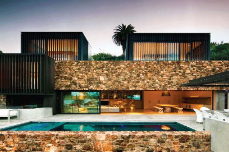 Local Rock House, Waiheke Island, Auckland, Patterson  Associates