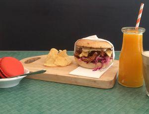 ROUND THE WAY | NEW YORK BAKESHOP & BAGEL FOOD TRUCK