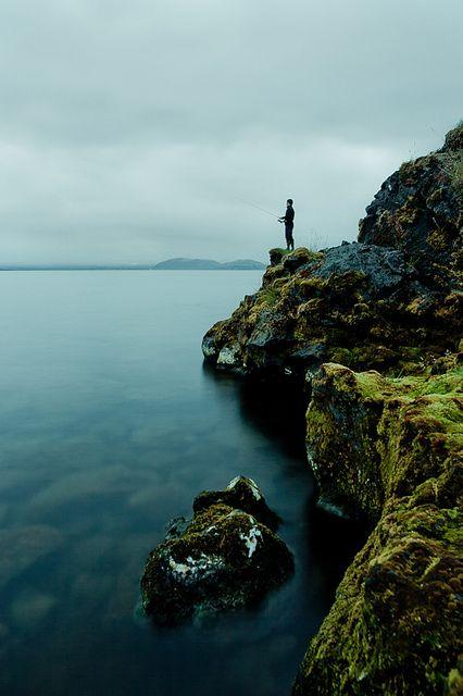 The Fisherman by *rainbowgirl*, via Flickr