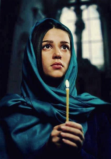 Orthodox beauty. Russian girls. Russian beauty. Orthodox Christianity. ****Covering can be found in every faith.