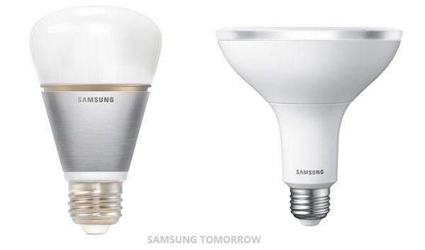 Smart Bulbs, bombillas inteligentes de Samsung