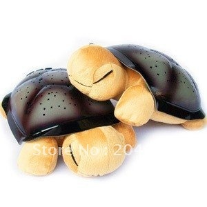 Timmy The Turtle sea turtle light Sleep projecting lamp toys TV star guide