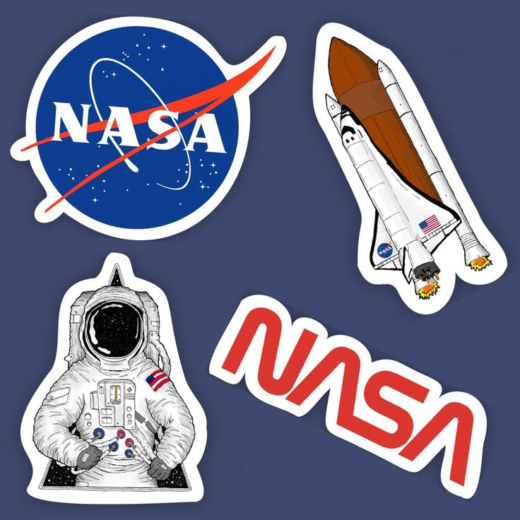 Buy the 4 pack and save. This vinyl sticker pack includes