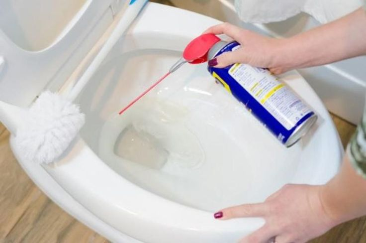 Il ne sert pas qu'à huiler les gonds! 10 usages inédits du WD-40 dans et autour de la maison - Trucs et Astuces - Lesmaisons