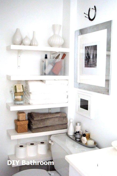 15 Decor And Design Ideas For Small Bathrooms 1 Little Pretty