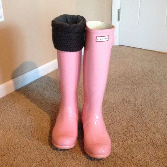 1000  ideas about Pink Rain Boots on Pinterest | Pink hunter boots ...