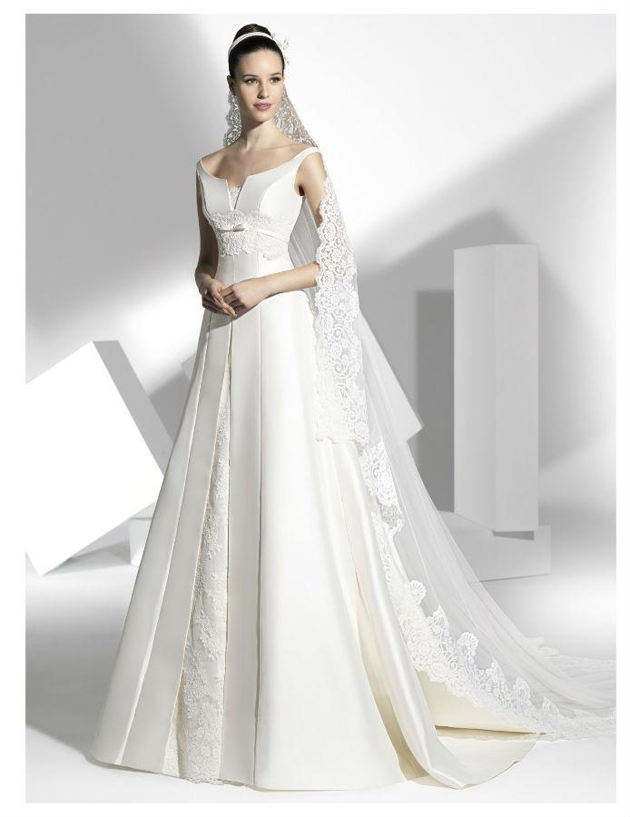 83 best Wedding Dresses images on Pinterest | Bridal gowns, Wedding ...