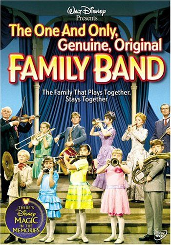 The One and Only, Genuine, Original Family Band. Just watched this...great movie. I love musicals!