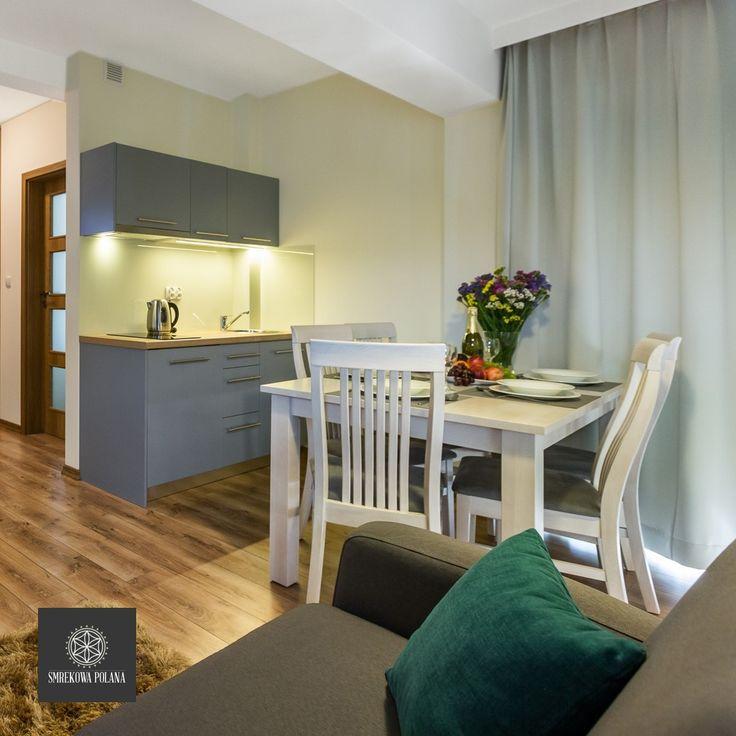 Apartament Kościelec - zapraszamy! #poland #polska #malopolska #zakopane #resort #apartamenty #apartamentos #noclegi #kitchenette