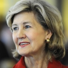 Well done:  Sen. Kay Bailey Hutchison (R-TX) voiced rare support for Planned Parenthood, noting that the organization provides much-needed preventive care to low-income women. The outgoing Texas senator also condemned a recently-enacted Texas law that prohibits Planned Parenthood from participating in the Medicaid program and providing health care services to some 130,000 women.