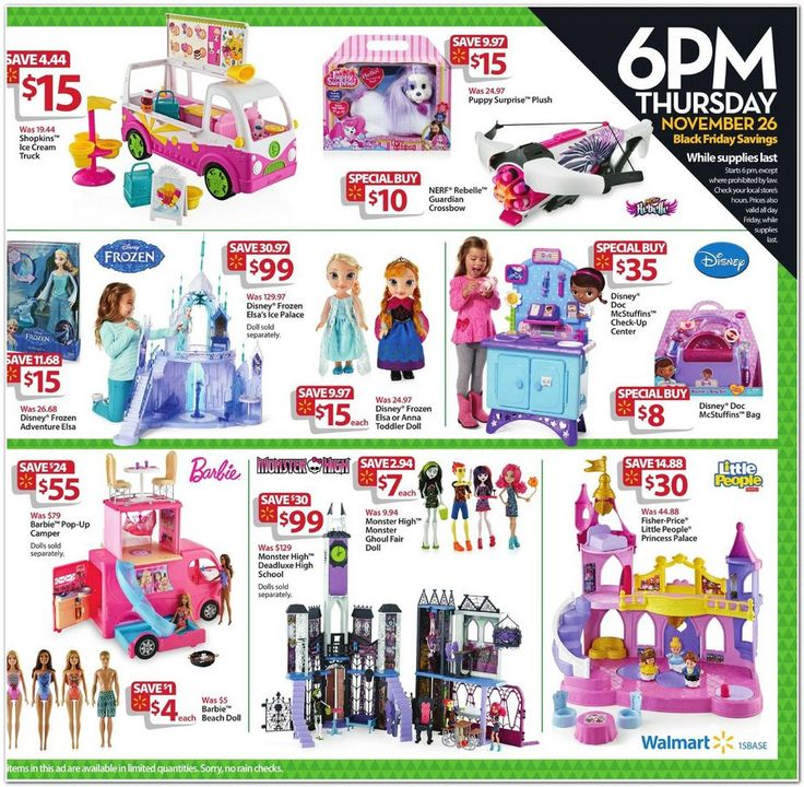 Walmart Black Friday Flyer 2015 Page 15