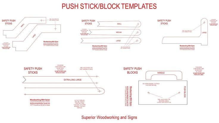 Galerry printable push stick plans
