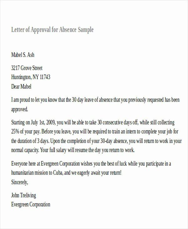 Approval Letter Example New Formal Request Letters Letter Example Lettering Magazine Cover Template
