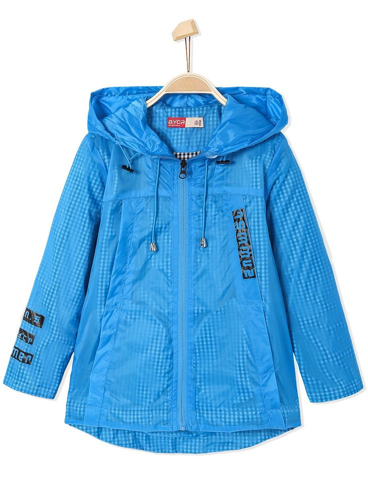 BYCR Boys' Lightweight Rain Jacket Windproof for Kids Size 5-12 No. 6160100882 (150 ( US Size 10 ), blue). item number: 6160100882. suitable for spring, boys between 5 and 12 years old. colors provided: orange / green. designed and produced by top team, soft to touch and wear comfortable. tailored and well made, durable and easy to store.