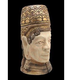 Nawab Sahib Stoneware Sculpture
