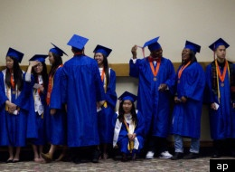 Huff Post. More Than Half of Older High School Dropouts Not Employed Today.