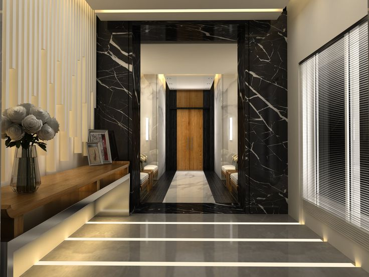 To finalize the design of home entrance it is an essential thing to build home with complete plan from surrounding walls to interior of home. Main entrance is the first appealing aspect of a beautiful home. It gives complete idea to the interior beauty of the house and home design. Main entrance...