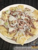 Фото к рецепту: Бешбармак по-киргизски