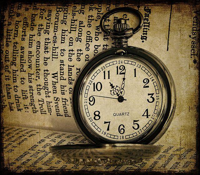 «Non è nato per la gloria chi non conosce il valore del tempo».Vauvenargues