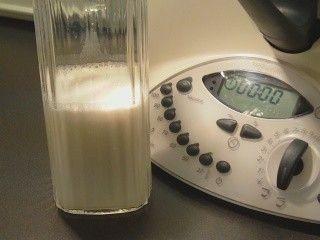 .. Pfiffig leben und kochen mit Joan: Kokosmilch kannst du selber machen: ganz easy im Thermomix.