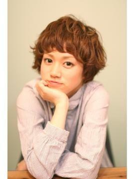 ぎゅ~としたくなる可愛さ♡オン眉マッシュヘアのきのこ女子発生中!の19枚目の写真 | マシマロ