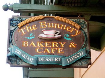 The Bunnery is on National Geographic's top ten bakeries in the USA! Love their sticky buns!