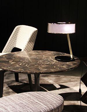 Marcus table lamp was inspired by Dieter Rams strict design philosophy and timeless aesthetic.   #modernlighting #contemporarylighting  #modernhomedecor #interiordesignideas #interiordesignproject #homedesignideas #midcenturystyle #moderndesign #luxurydecor #uniquelamps #contemporarydesing #homedecorideas #interiordesingideas #decortyps #interiorinspiration #winterrenovation