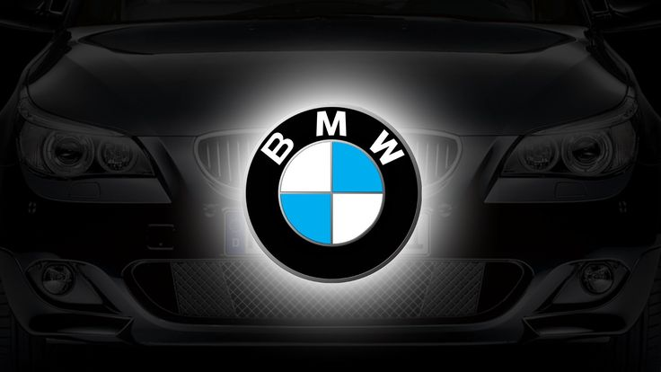 BMW Logo Design Wallpaper HD