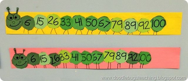 Ordering Numbers from Least to Greatest Math Unit                                                                                                                                                                                 More