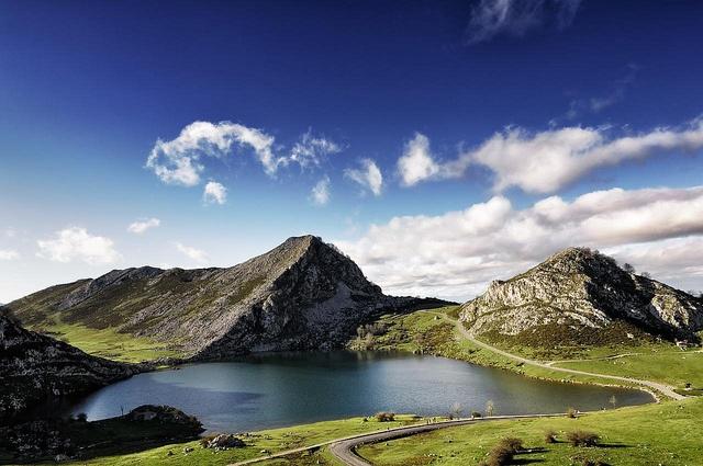 Lagos de Covadonga, Asturias, Spain