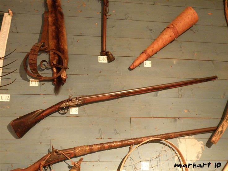 Armes à feu en Nouvelle-France Musée de Sainte-Flavie