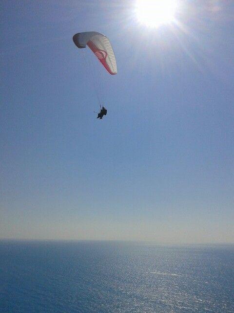 Summertime#Greece#Parapent#Photo by Aliki Saroglou