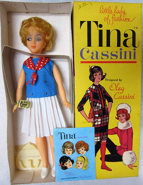 Candy Fashion Doll From The 60's Fashion Gene
