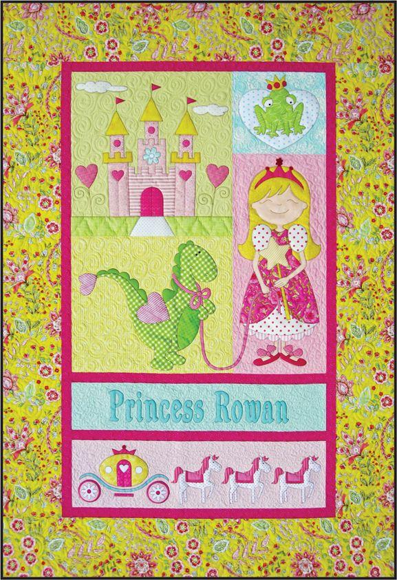 princess applique quilt pattern by amy bradley designs princess quilt