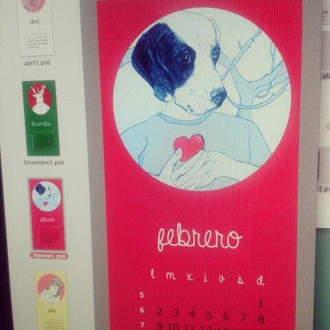 Avance... Calendarios Littleno 2015! !!  Sígueme en fcbk!  /littleno  ♡ ♡