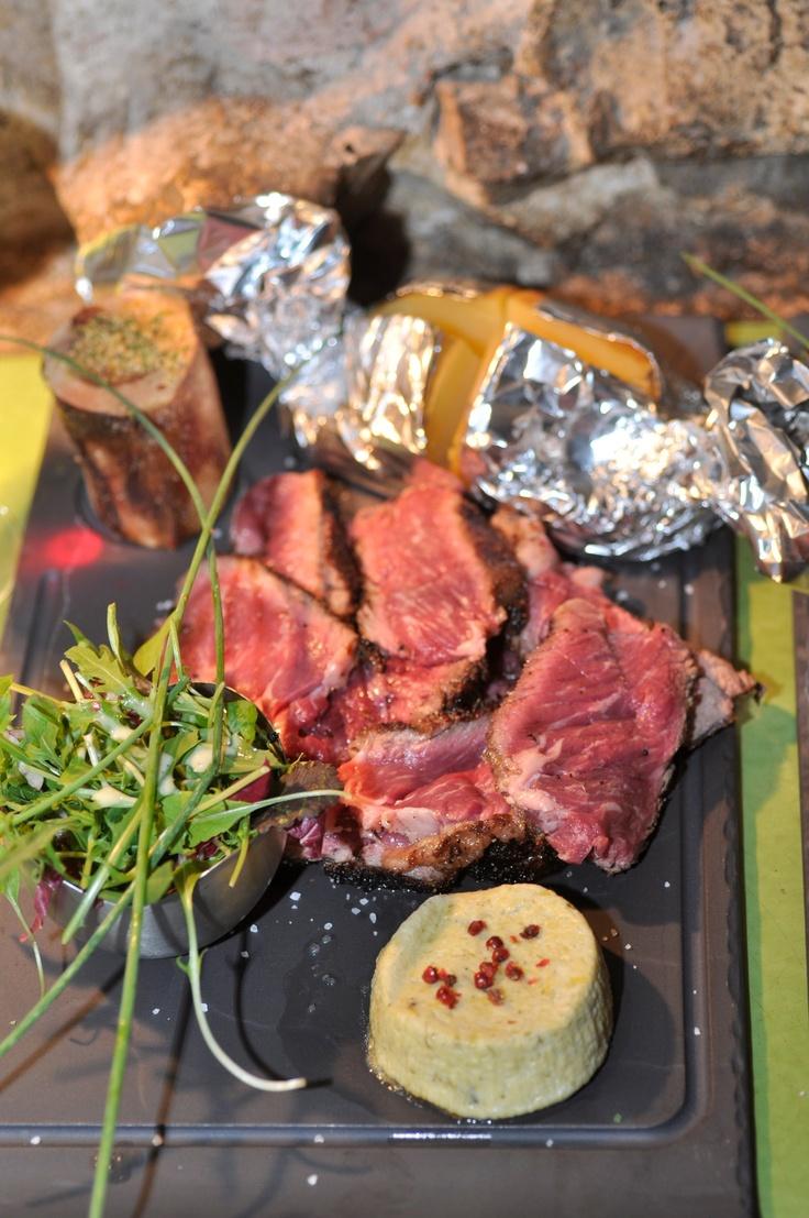Côte de bœuf 1200 grammes