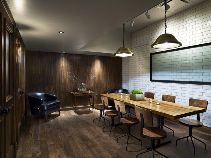 57 Best Restaurantes  Decoración Y Tendencias Images On Pinterest Beauteous Private Dining Room Nyc Design Decoration