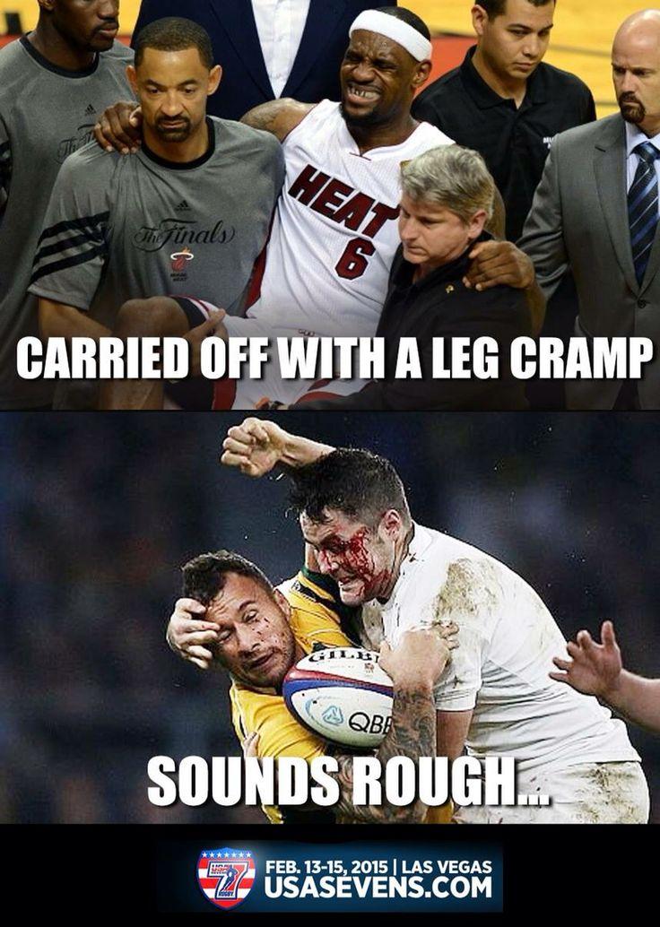 Leblond vs Rugby