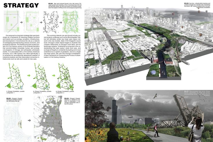 Gallery - Network Reset: Rethinking the Chicago Emerald Necklace Competition Winners - 13
