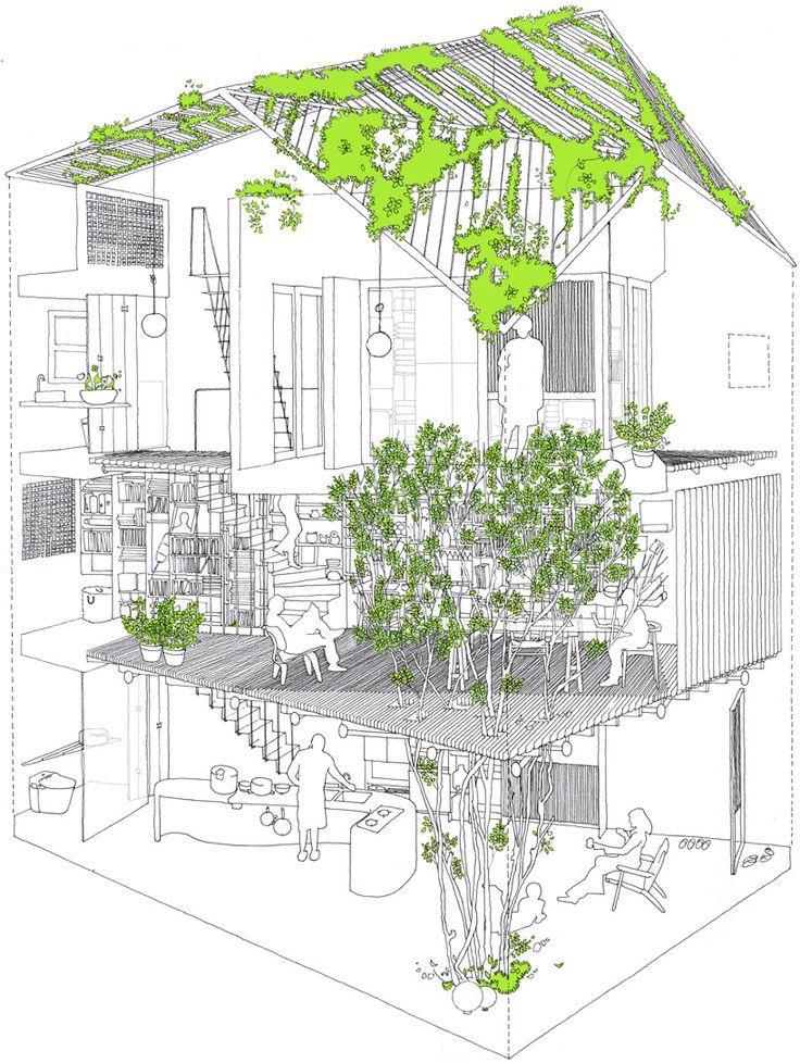 a21studio: a21house