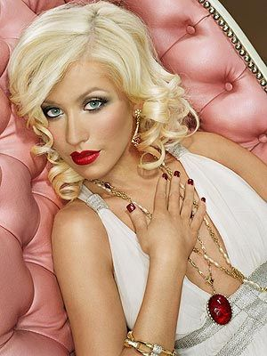 Christina Aguilera... I like her but if it is true she was messing around w/Blake Shelton then to the TRASH she goes!!!!