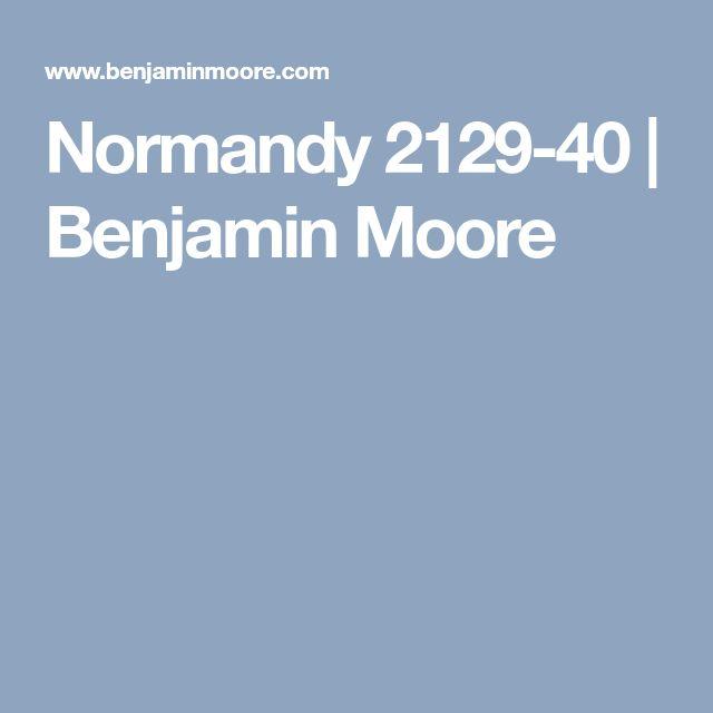 Normandy 2129-40 | Benjamin Moore