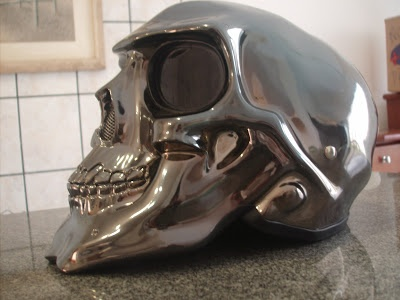 Motorcycle Helmets: New Skull Motorcycle Helmet