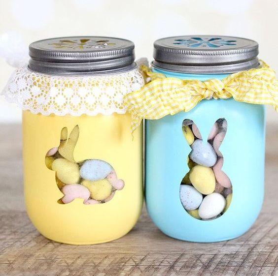 Ötletes húsvéti dekorációk